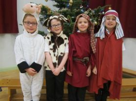 St Anne's Christmas Play and Carol Service