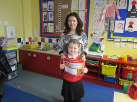 Pupil of the Week - Monday 16th January 2017