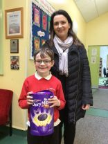 Credit Union Easter Egg winner