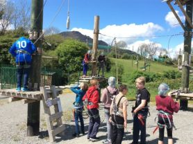 Fun in Carlingford Adventure Centre