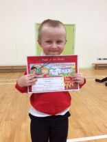 Pupil of the Week 11th September