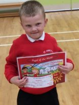 Pupil of the Week 4th October