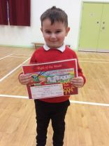 Pupil of the Week 22nd November 2017