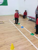 P1/2 shared P.E with Knockahollet