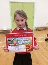 Pupil of the Week 10th January 2018