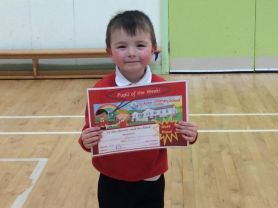 Pupils of the Week 17th January