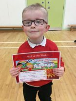 Pupil of the Week - 7th February