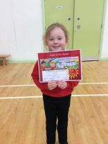 Pupil of the Week - 21st February