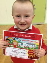 Pupil of the Week- 28th February
