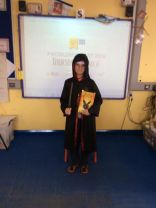 World Book Day in P1, P2 & P3