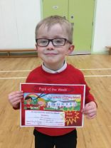 Pupil of the Week- 7th March