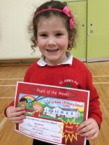Pupil of the Week- 15th March