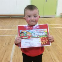 Pupil of the Week- 21st March