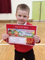 Pupil of the Week- 11th April