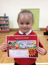 Pupil of the Week- 25th April