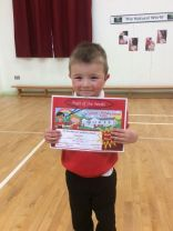 Pupil of the Week - 19th September