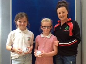 Loughgiel Shamrocks Art Competition Winners