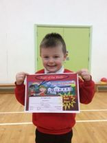 Pupil of the Week- 17th January