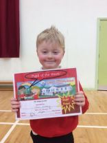 Pupil of the Week- 24th January