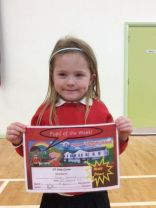 Pupil of the week Wednesday 30th January