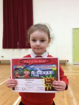 Pupil of the Week - 13th February